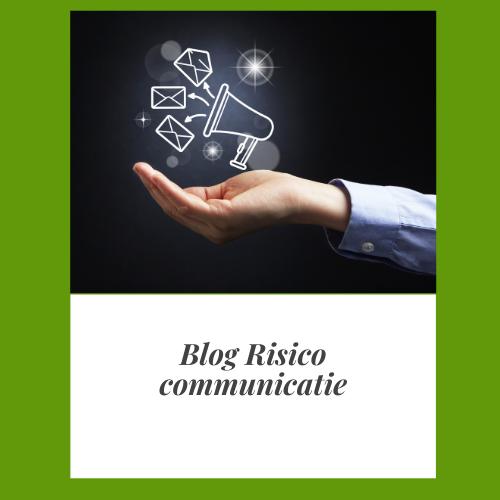 Risicocommunicatie