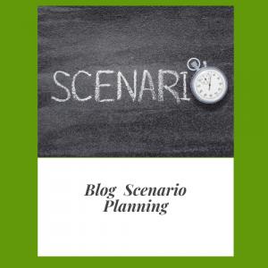 een scenario planning