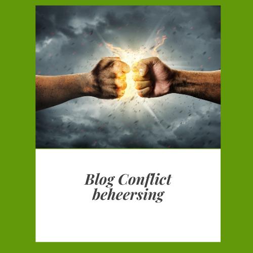 Conflictbeheersing