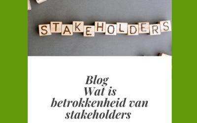 Hoe makkelijk krijg ik mijn stakeholders enorm goed betrokken?